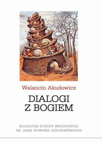 Okładka książki Dialogi z Bogiem