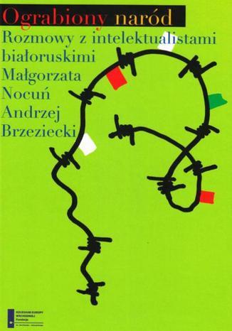 Okładka książki Ograbiony Naród