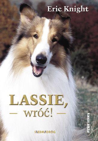 Okładka książki/ebooka Lassie, wróć!