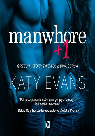 Okładka książki/ebooka Manwhore +1