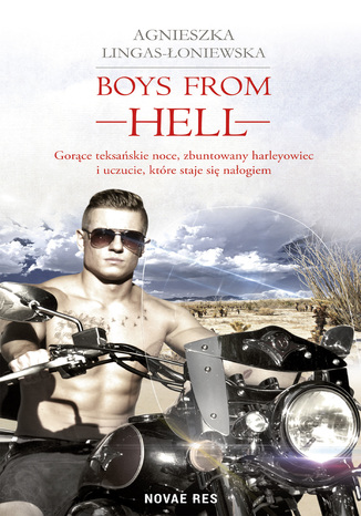 Okładka książki Boys from Hell
