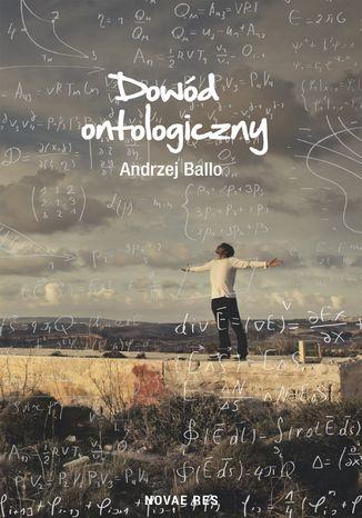 Okładka książki/ebooka Dowód ontologiczny