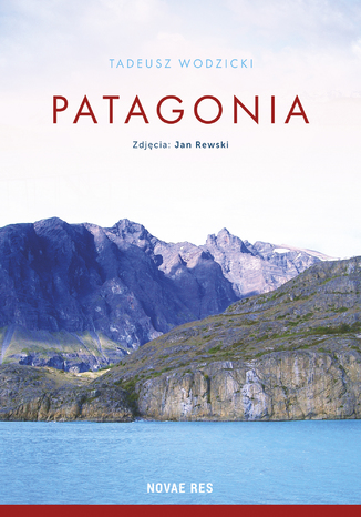 Okładka książki Patagonia
