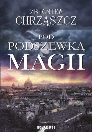 Okładka książki Pod podszewką magii