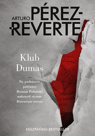 Okładka książki/ebooka Klub Dumas
