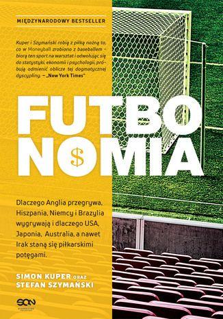 Okładka książki/ebooka Futbonomia