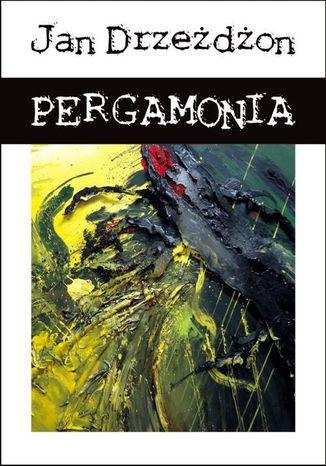 Okładka książki Pergamonia