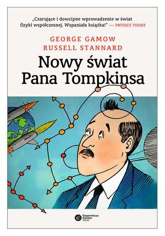 Okładka książki/ebooka Nowy świat Pana Tompkinsa