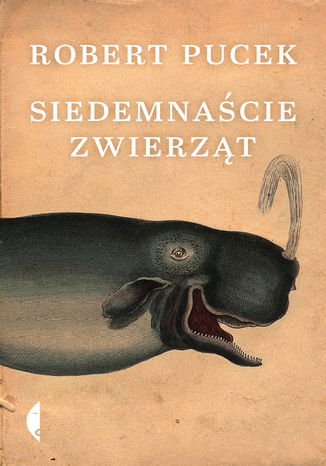 Okładka książki Siedemnaście zwierząt