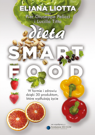 Okładka książki Dieta Smartfood