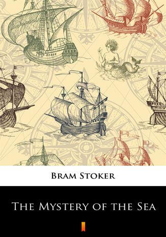 Okładka książki The Mystery of the Sea