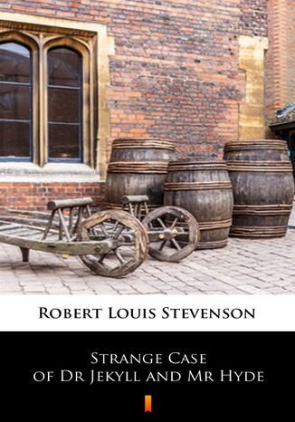 Okładka książki Strange Case of Dr Jekyll and Mr Hyde