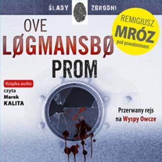 Okładka książki Prom