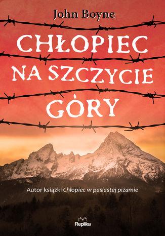 Okładka książki Chłopiec na szczycie góry