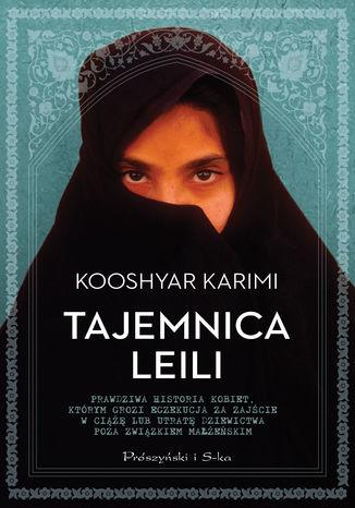 Okładka książki Tajemnica Leili