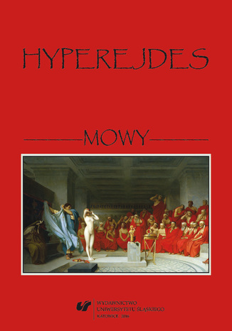 Okładka książki Mowy