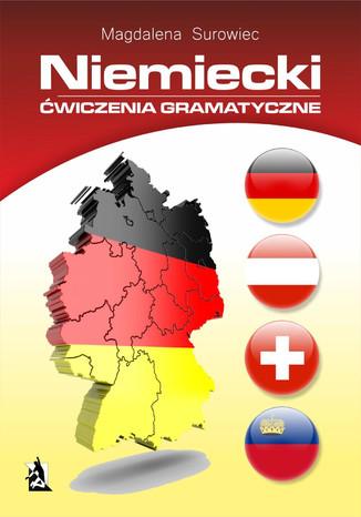 Okładka książki Niemiecki. Ćwiczenia gramatyczne