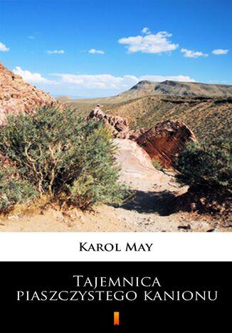Okładka książki/ebooka Tajemnica piaszczystego kanionu