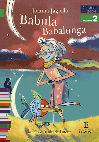 Okładka książki Babula Babalunga