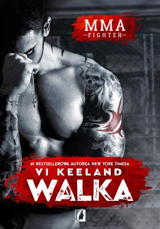 Okładka książki MMA fighter. Walka