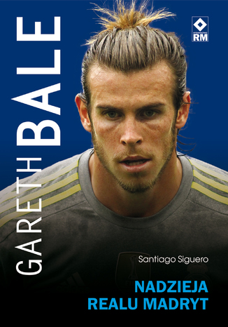 Okładka książki Gareth Bale