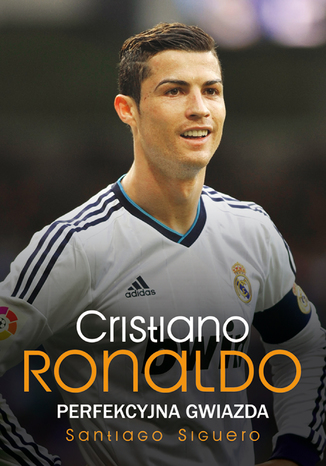 Okładka książki Cristiano Ronaldo