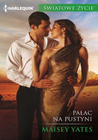 Okładka książki Pałac na pustyni
