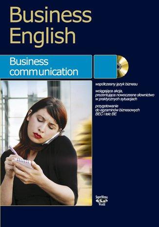 Okładka książki/ebooka Business English Business communication
