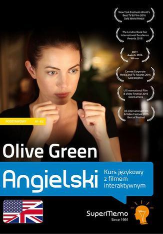 Okładka książki Olive Green. Język angielski. Poziom A1-A2