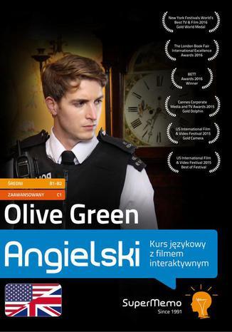 Okładka książki Olive Green. Język angielski. Poziom B1-C1