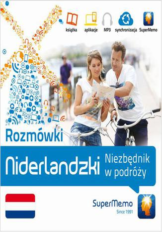 Okładka książki/ebooka Rozmówki: Niderlandzki Niezbędnik w podróży