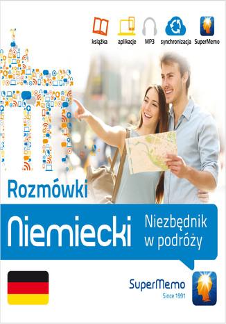 Okładka książki/ebooka Rozmówki: Niemiecki Niezbędnik w podróży