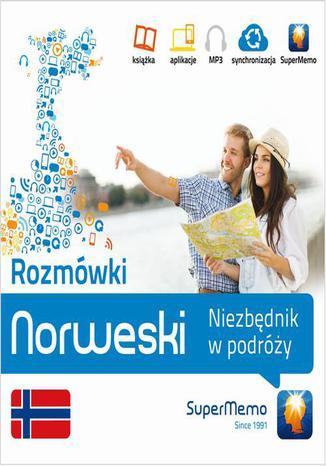 Okładka książki/ebooka Rozmówki: Norweski Niezbędnik w podróży