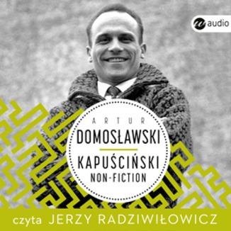 Okładka książki Kapuściński non-fiction