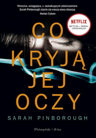 Okładka książki Co kryją jej oczy