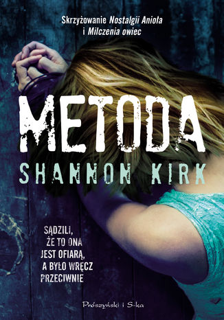 Okładka książki Metoda