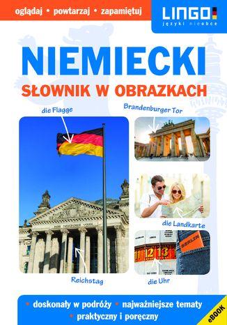 Okładka książki/ebooka Niemiecki. Słownik w obrazkach