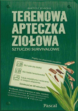 Okładka książki/ebooka Terenowa apteczka ziołowa