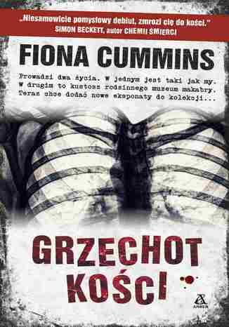 Okładka książki/ebooka Grzechot kości
