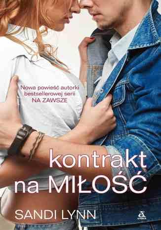 Okładka książki/ebooka Kontrakt na miłość