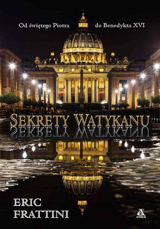 Okładka książki Sekrety Watykanu