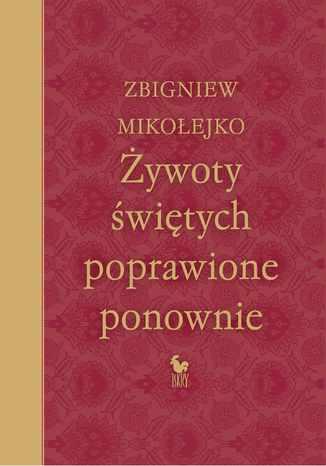 Okładka książki/ebooka Żywoty świętych poprawione ponownie