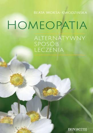 Okładka książki/ebooka Homeopatia