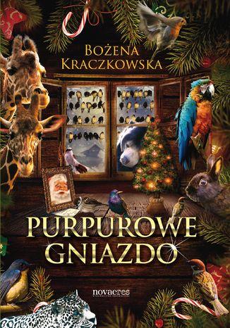 Okładka książki Purpurowe gniazdo