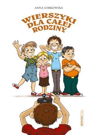 Okładka książki Wierszyki dla całej rodziny