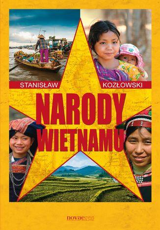 Okładka książki Narody Wietnamu