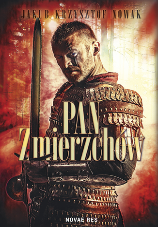 Okładka książki Pan Zmierzchów