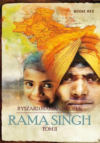 Okładka książki Rama Singh. Tom II
