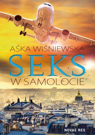 Okładka książki Seks w samolocie