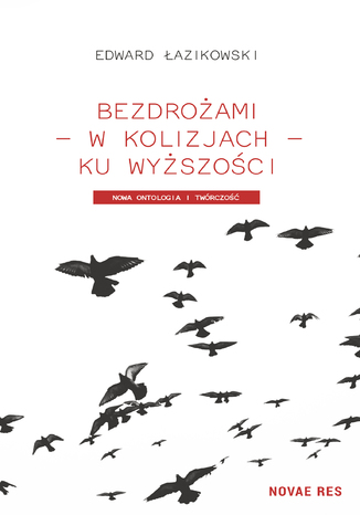 Okładka książki/ebooka Bezdrożami - w kolizjach - ku wyższości. Nowa ontologia i twórczość